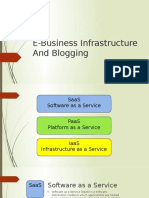 Chap 3 E-Business Infrastructure