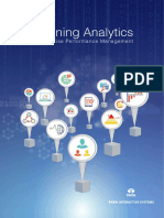 Learning Analytics in Enterprise Performance Management