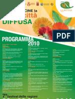 Festival delle Regioni a Bucine 2010