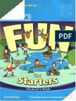 Fun for Starters - Cambridge