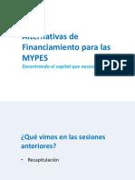 PERU Alternativas Financiamiento Sesion2