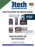 NOTICE DE MONTAGE ST (portugais)