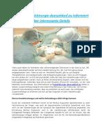 Die Seite Handchirurgie-duesseldorf.eu Informiert Über Interessante Details