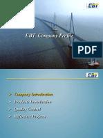 EBT (Company Profile)