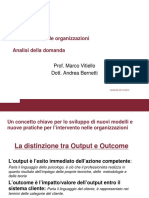 Analisi Della Domanda - Colloquio-Intervista Organizzativa