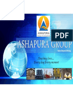 Ashapura Group Presentation