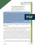 32. Ijasr - Study of Bc3f2 Population for Skewness and Kurtosi