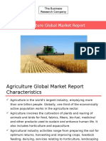 Agriculture Global Market Briefing Report 2016_sample