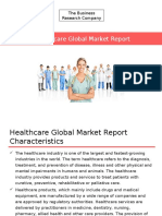 Healthcare Global Market Briefing Report 2016_sample
