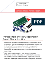 Professional Services Global Market Briefing Report 2016_sample