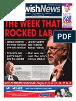 5 May 2016, Jewish News, Issue 949