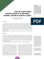 La representación de la diversidad afectivo-sexual en la LIJ de América Latina