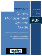 Quality Management Systems Guide Revised 2014.04