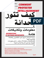 Comment protester intelligemment