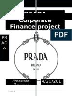 Prada Project