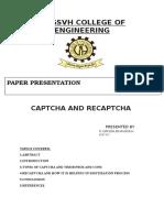 Capt Cha
