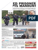 Asbury Park Press front page Thursday, May 5 2016