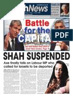 28th April 2016, Jewish News, Issue 948