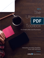 The Ultimate Hiring Toolbox v03.07