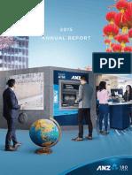 2015 Annual Report ANZ