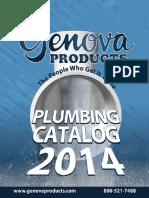 Plumbing Catalog- Genova Products