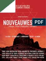 Festival Nouveau Western