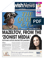 21 April 2016, Jewish News, Issue 947