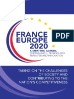 2013 FranceEurope2020 StrategicAgenda En