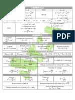 Formulariodefisica2bachillerato