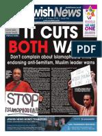 14th April 2016, Jewish News, Issue 946