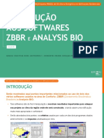 [Aula 02] Introducao Aos Softwares ZBBR e ANALYSIS BIO