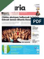 019. Geuria aldizkaria - 2016 maiatza
