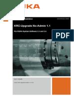 KRC Upgrade No Admin 11 De