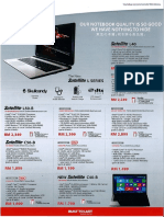 Toshiba Pricelist 36