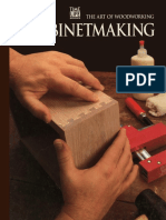 The Art of Woodworking -01- Cabinetmaking