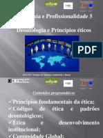 Deontologia e Principios Eticos