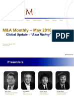 Corum Software M&a Webinar - Global Briefing and Asia Rising Report - May 5 2010