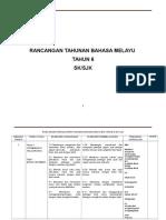 RPT Bahasa Melayu Tahun 6 KSSR 2016 (Telah Dimurnikan ) (1)