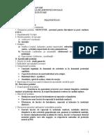 A.J. Fisa Post Muncitor Intretinere Model Copil