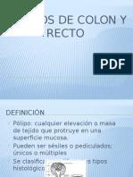 249975938 Polipos de Colon y Recto