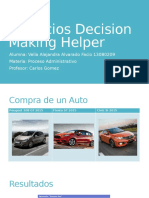 Ejercicios Decision Making Helper