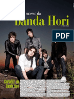 Banda Hori - Revista ZZZ