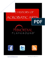 The History of Acrobatic Arts eBook