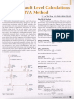 45731669-Electrical-Fault-Level-Calculation-Using-MVA-Method.pdf