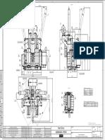 Plano Dimensiones Reactor 50 MVAR Samay SE San José