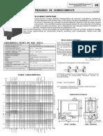 Relé Primário OCD-1L