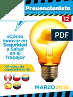 Revista El Prevencionista