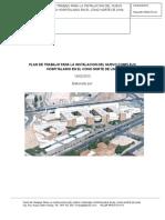 Plan de Trabajo Para La Instalacion Del Nuevo Complejo Hospitalario en El Cono Norte de Lima
