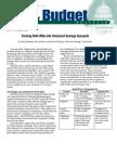 Turning Roth IRAs into Universal Savings Accounts, Cato Tax & Budget Bulletin