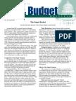 The Sugar Racket, Cato Tax & Budget Bulletin